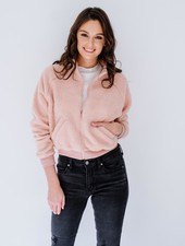 Lightweight Pinking Of You Sherpa Bomber