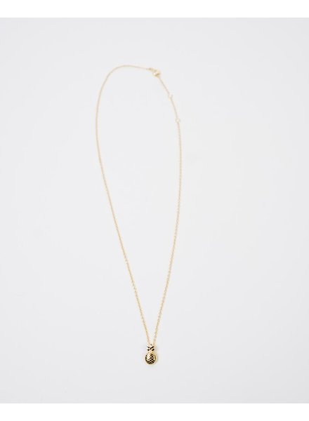 Sterling Sterling Pineapple Necklace