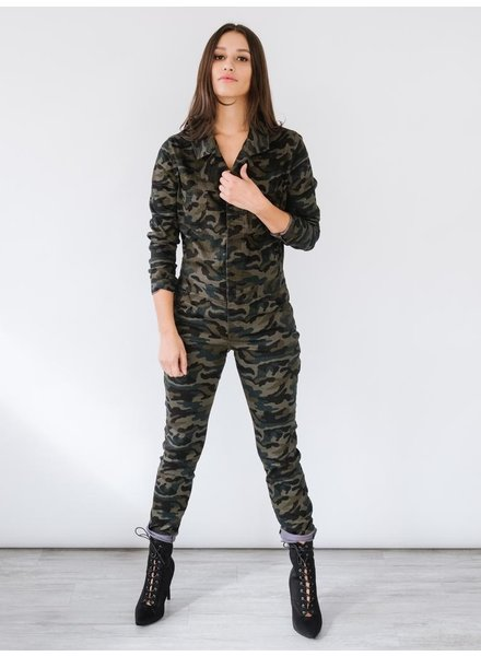 Jumpsuit Military Mindset Jumpsuit