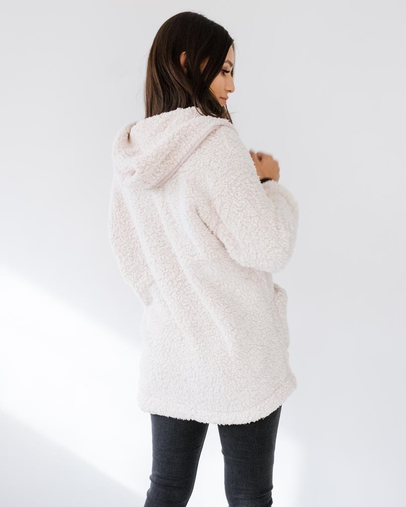 Winter Curl Up With A Book Cardigan