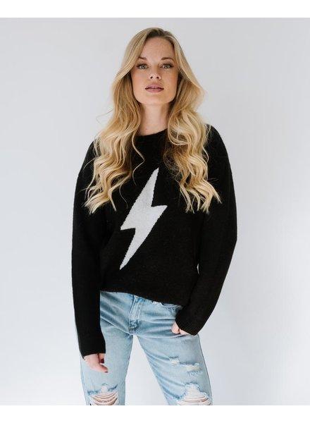 Sweater When Lightning Strikes Sweater