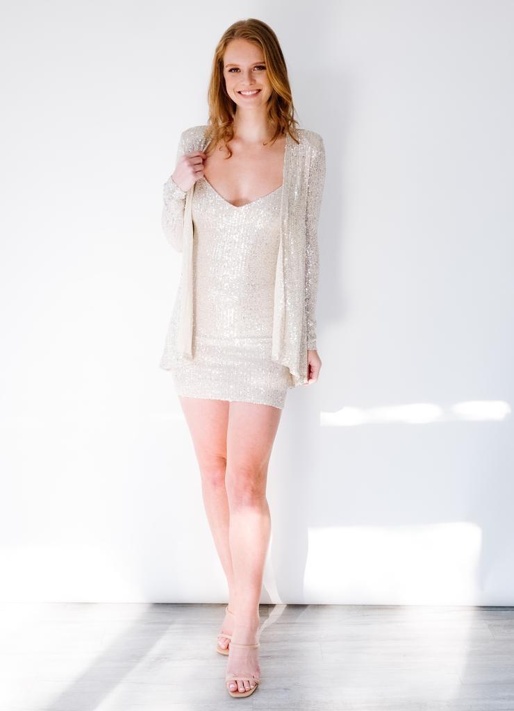 Mini Pop The Bubbly Mini Dress