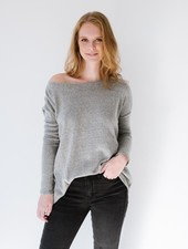 Sweater Grey Piko Favorite Sweater