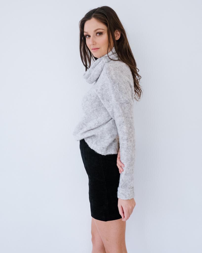 Sweater Dove Ski House Knit
