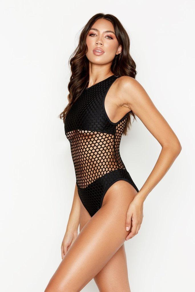 Bodysuit Not Your Beach One Piece