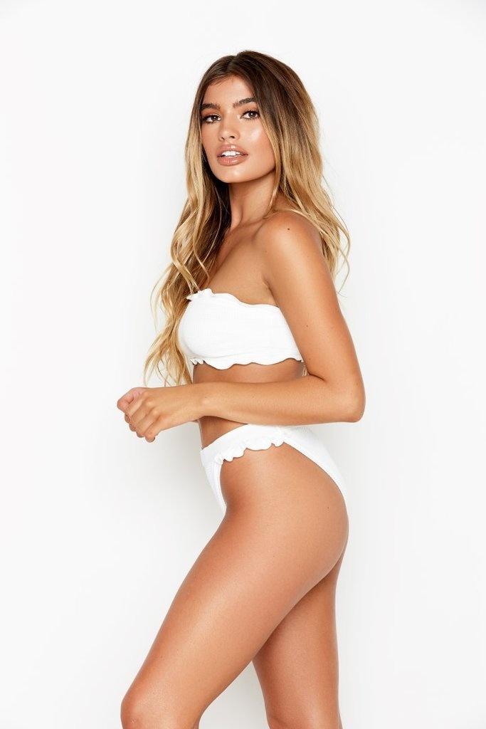 Bikini Summer Fling Bandeau Top