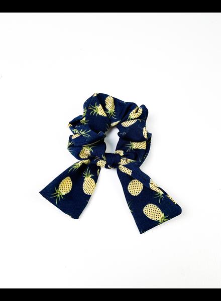 Headwrap Pineapple Scrunchie