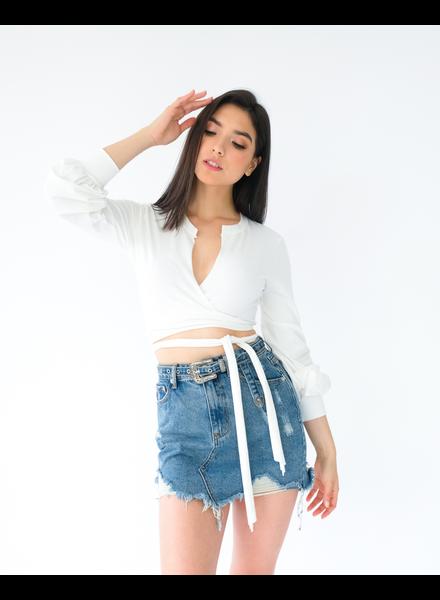 Skirt Wild West Mini