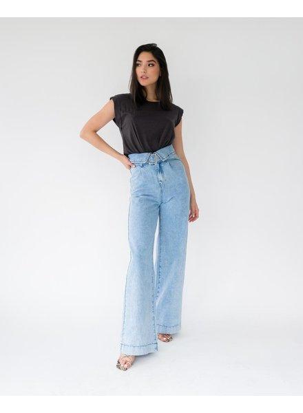 Jeans Wide Leg Jeans