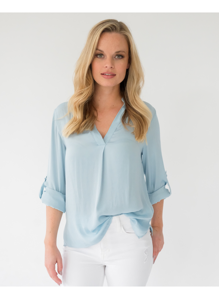 Tank Cool Blue Blouse