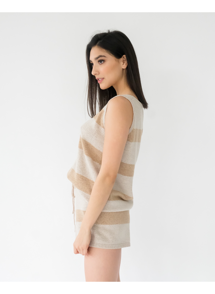 Knit Lounge Game Strong Top