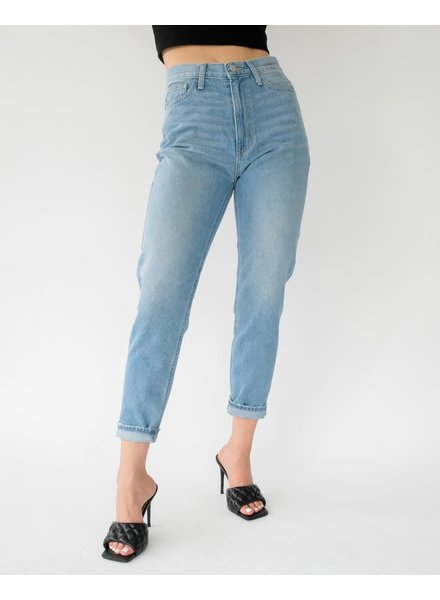 Jeans High Rise Mom Jean
