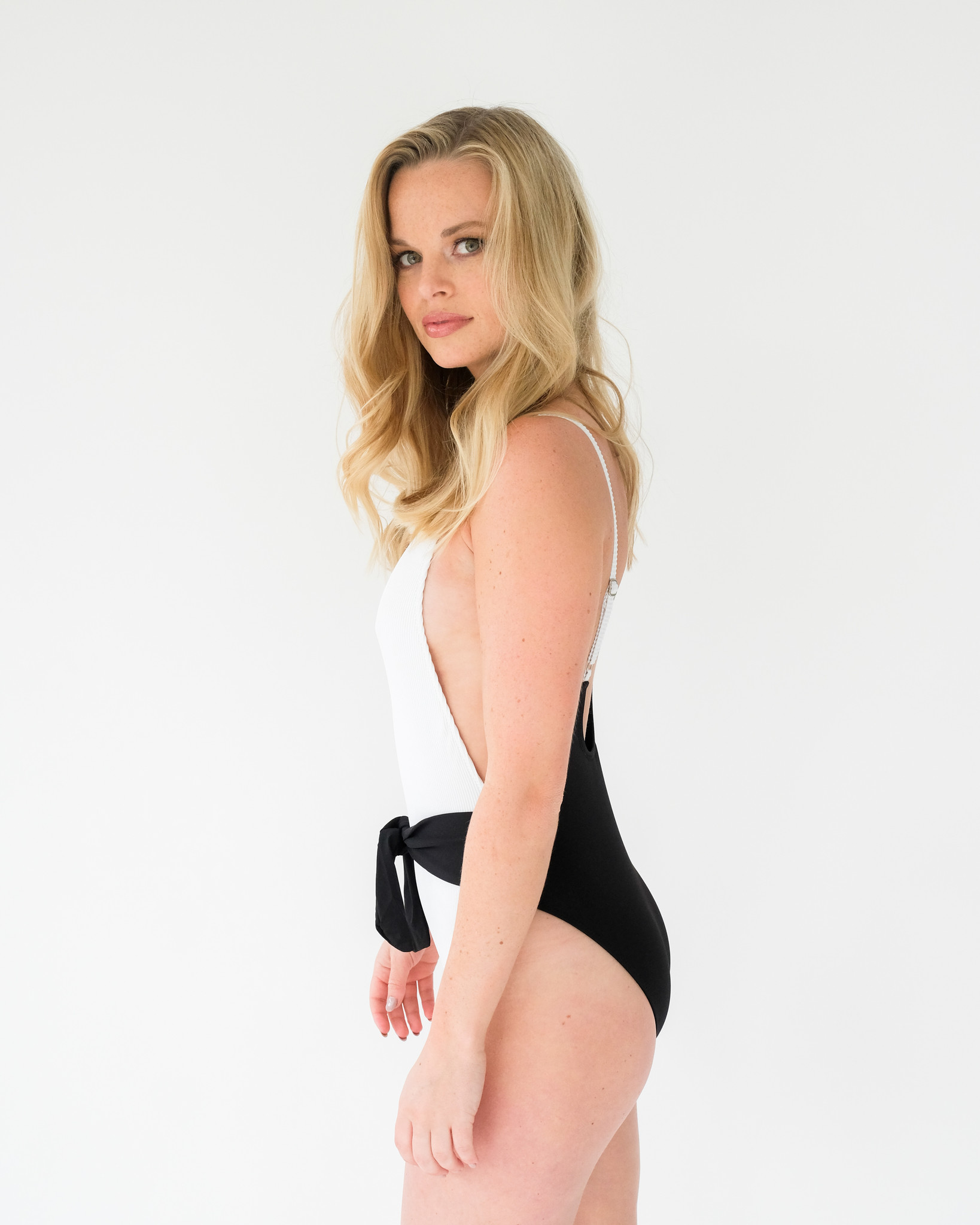 Bodysuit Private Yacht Ribbed One-Piece