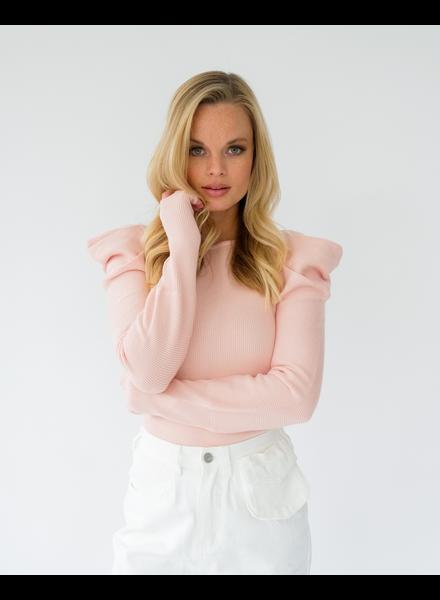 Sweater Petal Pusher Sweater