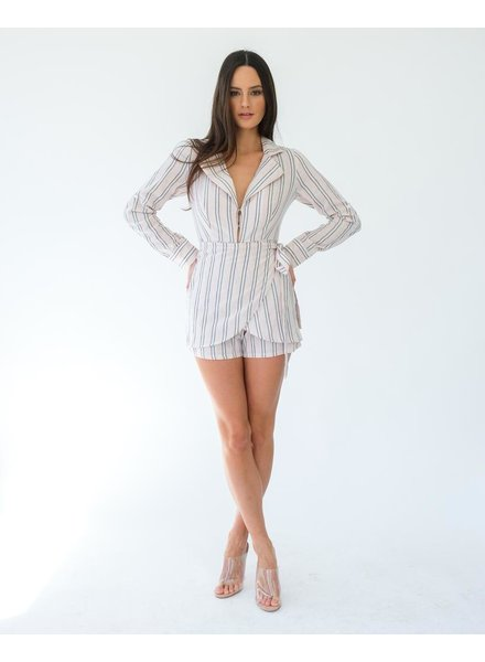 Romper Get Down To Business Romper