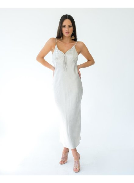 Midi Slipping Away Midi Dress
