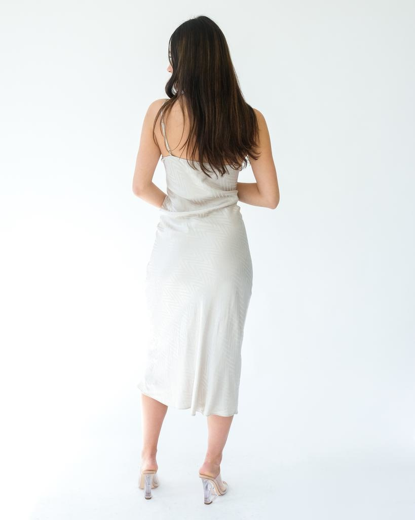 Midi Slipping Away Midi Dress