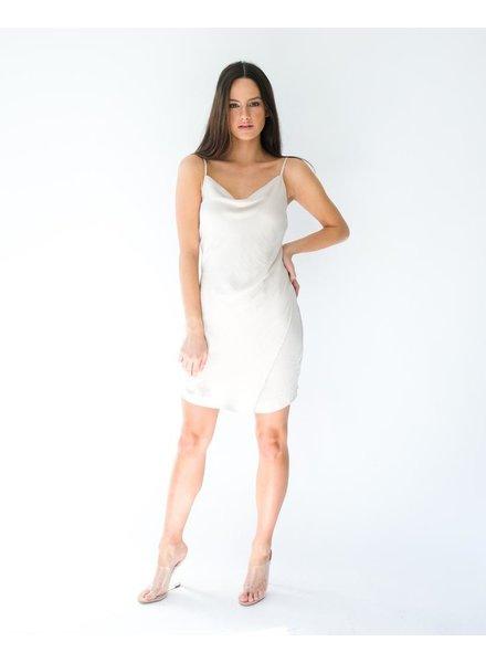 Mini Daytime Fine Slip Dress