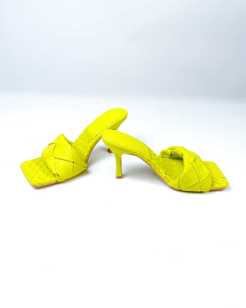 Sandal Lime In The Coconut Sandals
