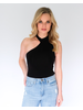 Bodysuit Shoulder Slice Bodysuit