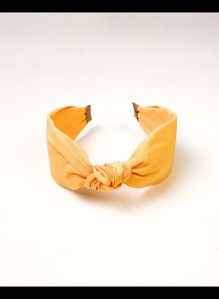 Headband Yellow's Knot My Color