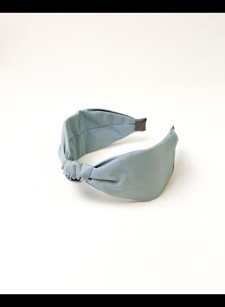 Headband Sky Blue's Knot My Color