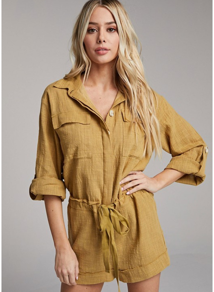 Casual Kate Mossy Romper