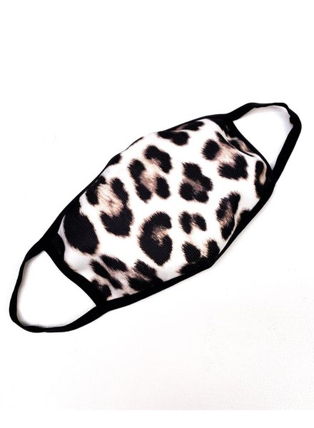 Accessories Light Cheetah Protective Face Mask