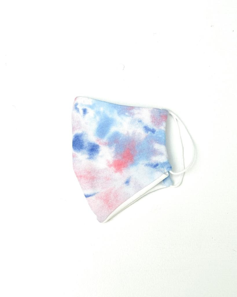 Elastic Cotton Candy Protective Face Mask