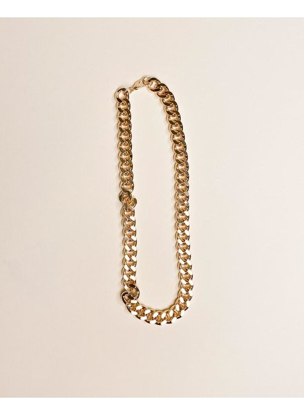 Gold Gabriella Every Day Chain Necklace