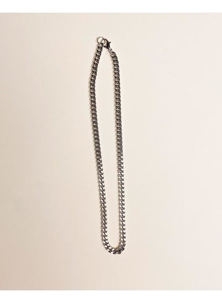 Silver Veronica Every Day Chain Necklace