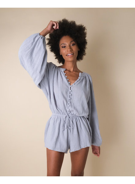Casual Lucy In The Sky Romper