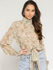 Blouse Garden Party Blouse