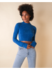 Sweater Date Night Cobalt Sweater