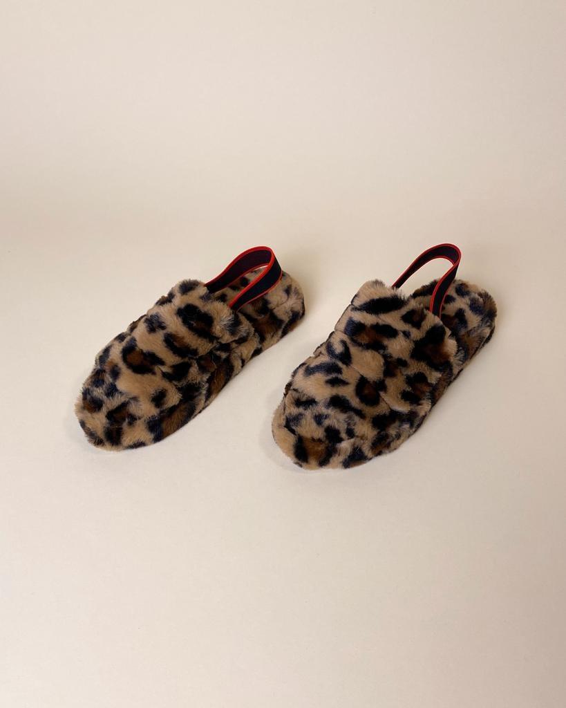 Flat Snuggle Time Slippers