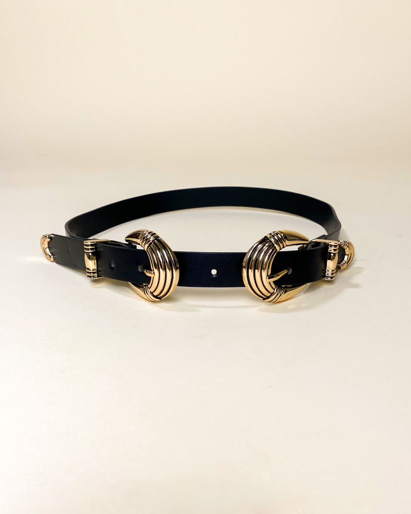 Belt Gold Deco Belt