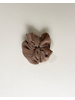 Accessories Tan Cord Scrunchie