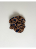 Accessories Aunt Dotiie Brown Scrunchie