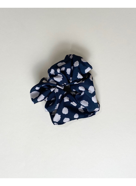 Accessories Aunt Dotiie Black Scrunchie