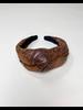 Headband Knot A Snake! Brown Headband