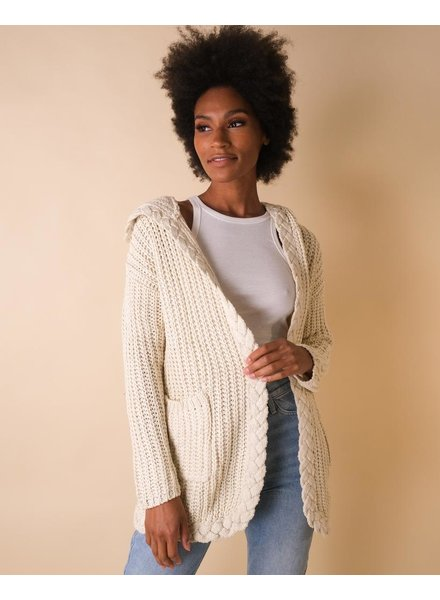 Knit Chill With Me Cardigan