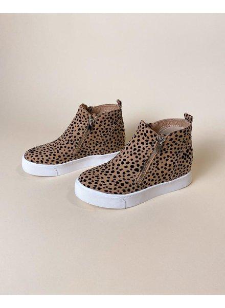 Wedge Walk On The Wildside Sneaker