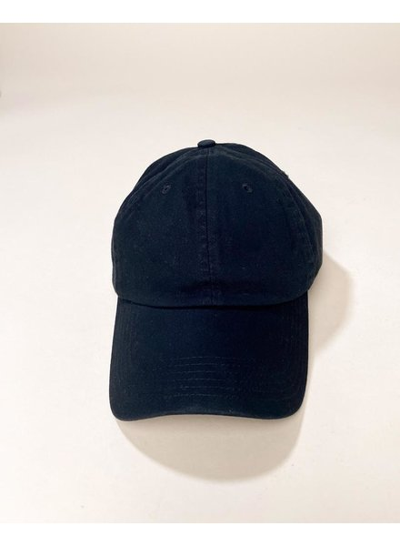 Hat Black Take Me Out To The Ball Game Hat