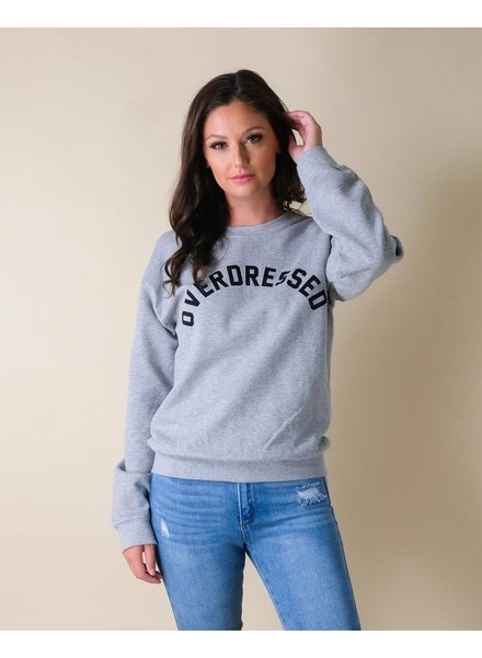 Sweatshirt Overdressed Pullover