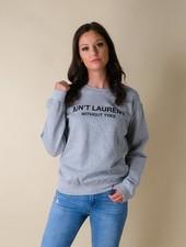 Sweatshirt Ain't Laurent Pullover
