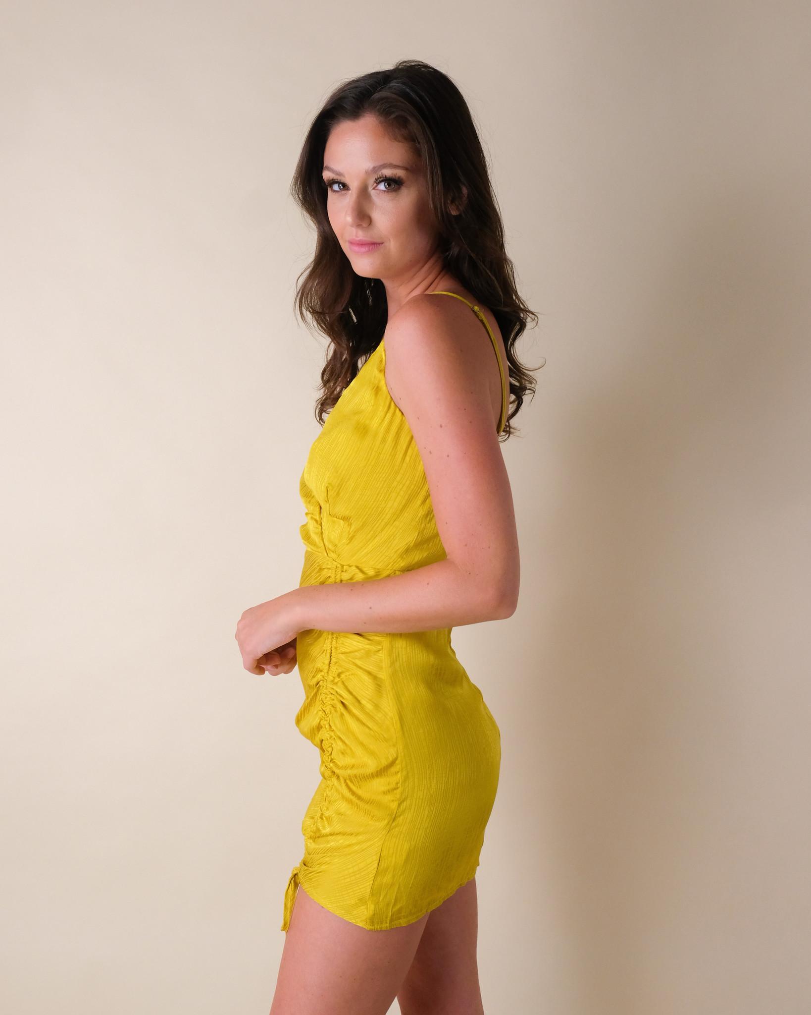 Mini Know Your Worth Mini Dress