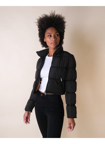 Lightweight On the Cold Side Puffer Jacket