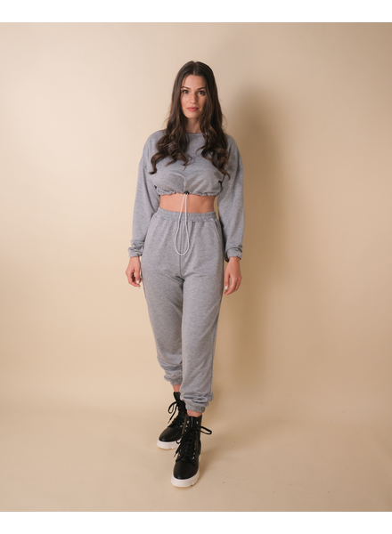 Crop Stay & Chill Jogger