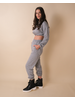 Crop Stay & Chill Crop Pullover