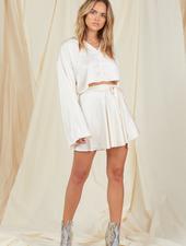 Crop Sharing Secrets Skirt